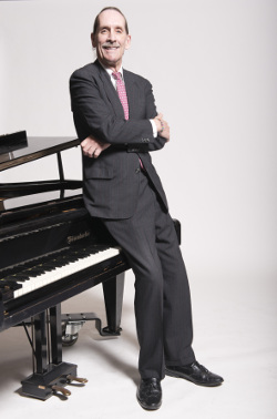 Robin Sutherland, San Francisco Symphony pianist and player of the refurbished celeste [not pictured]